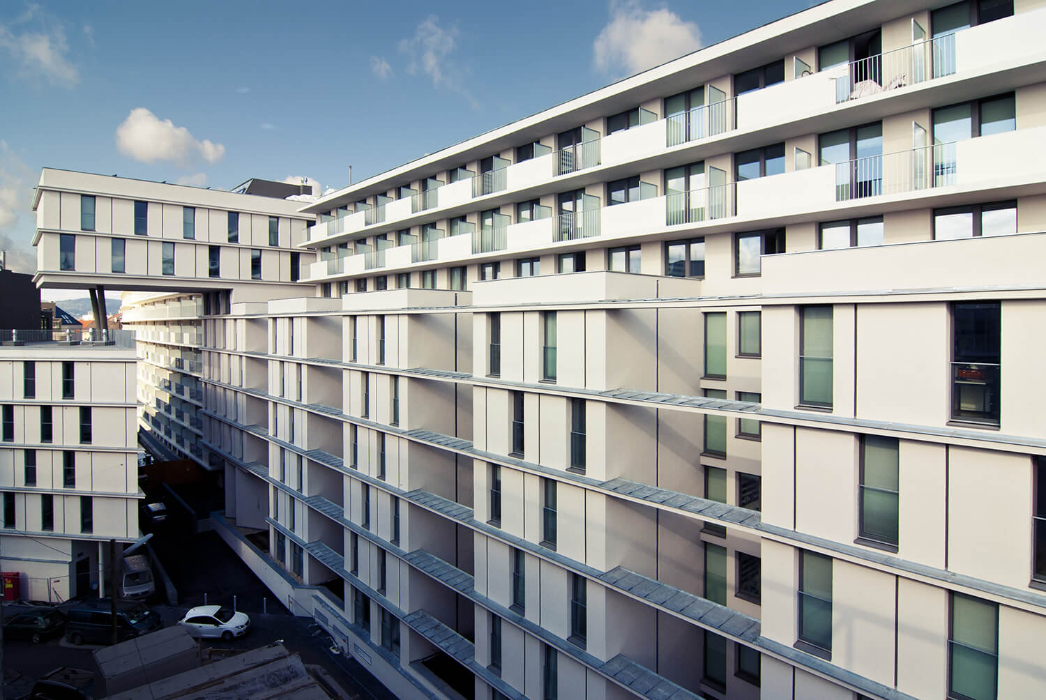 Student residence in Vienna | IFU Sprachschulung