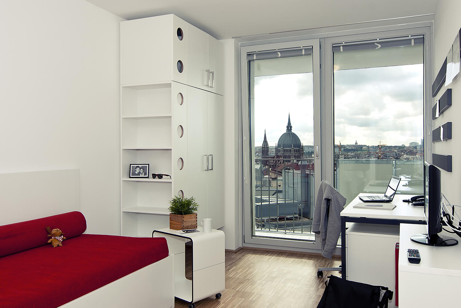 Accommodation in an Austrian student residence | IFU Sprachschulung