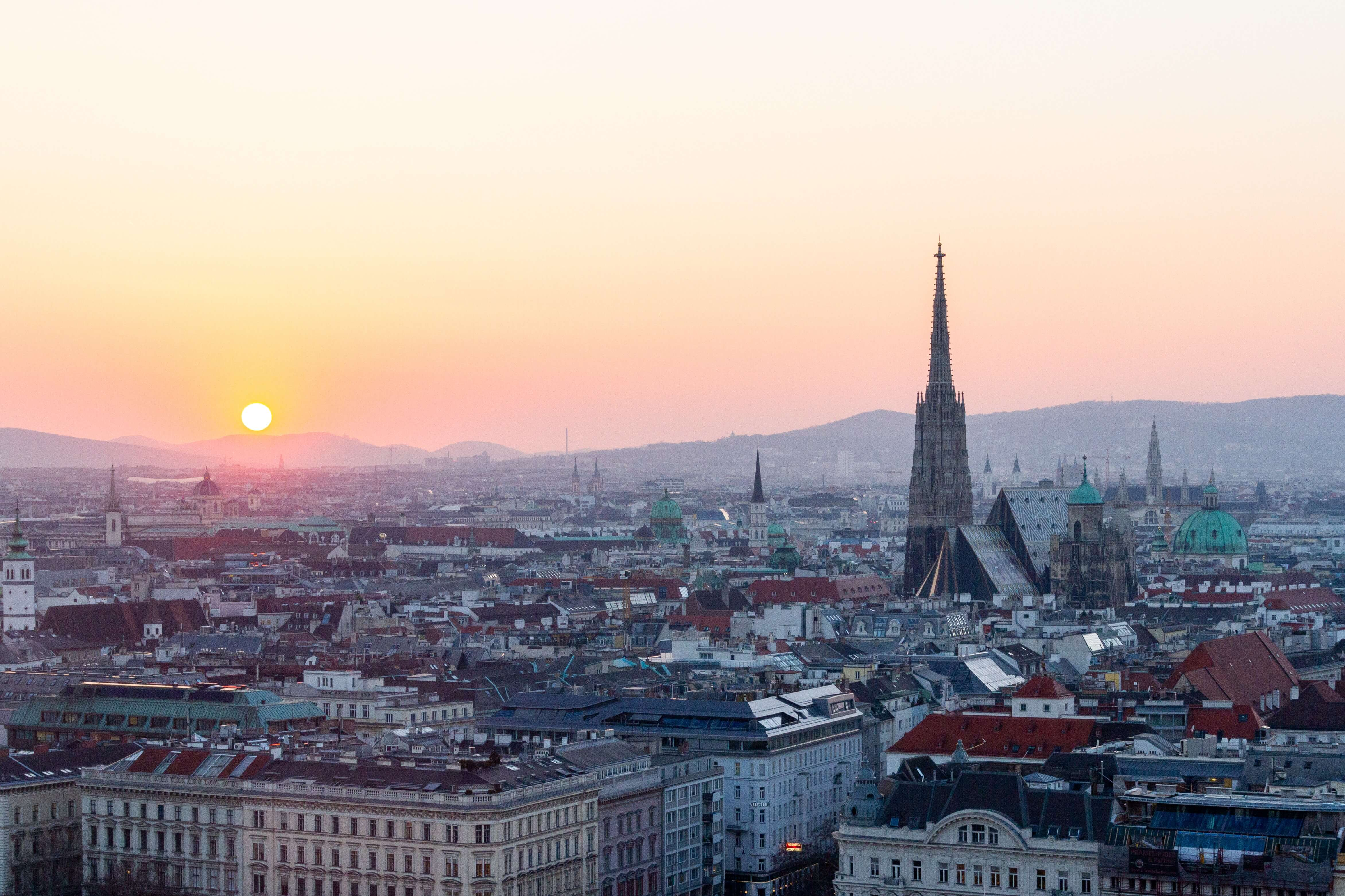 Weather in Vienna: When to visit the Austrian capital?