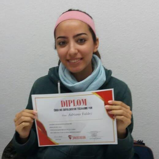 Adriana Valdez, B1.1 (Guatemala)