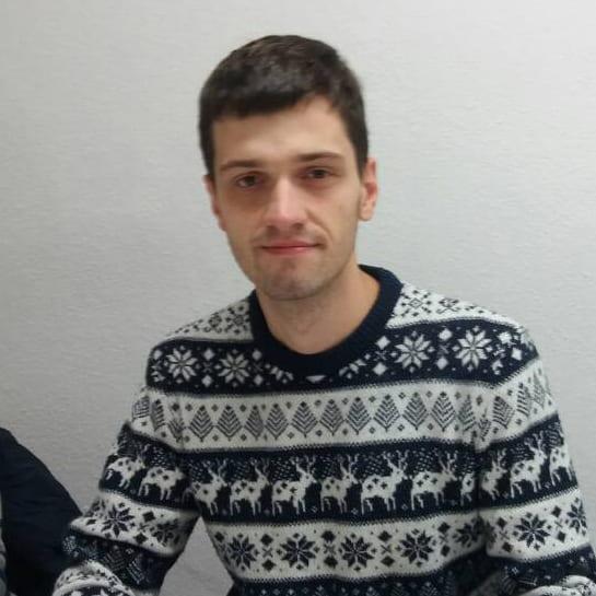 Alex Prokopovych, A2.1 (Ukraine)