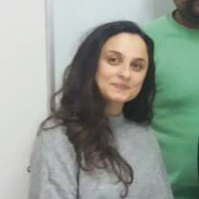 Alina Puicá, B2.1 (Rumänien)