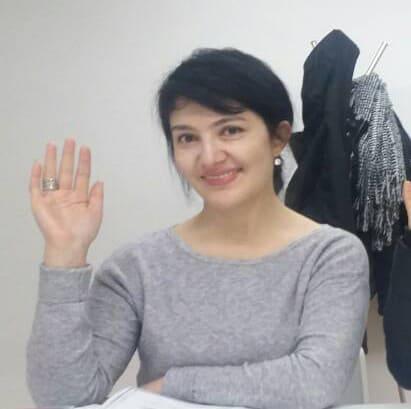 Dilfuza Rashidova, B1.1 (Usbekistan)