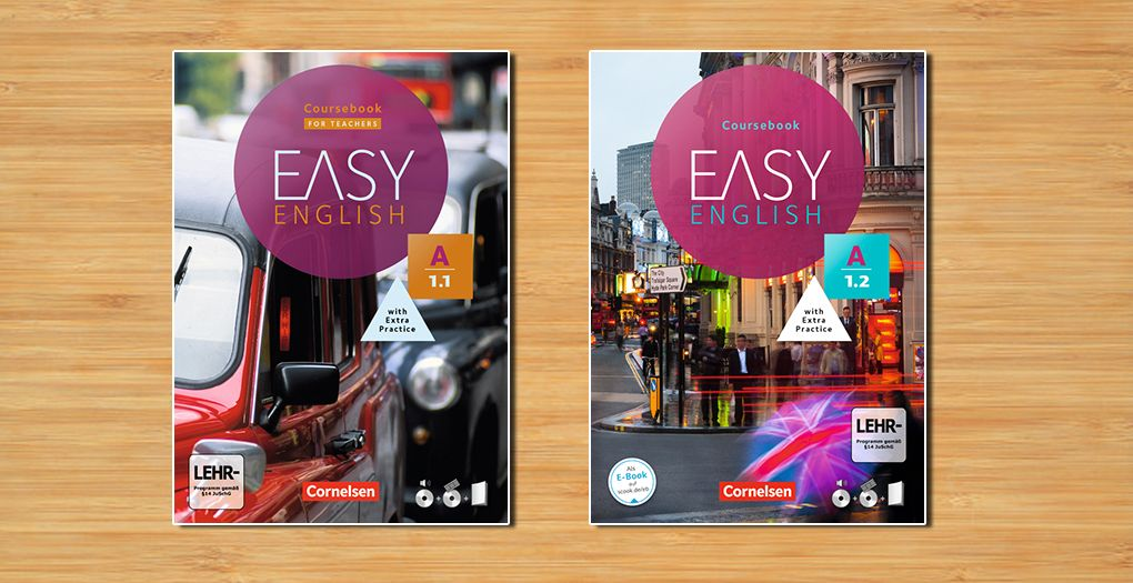 EASY English A1.1, A1.2 | IFU Sprachschulung GmbH