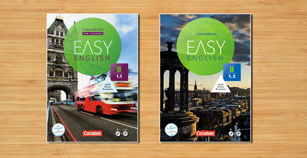 EASY English B1.1, B1.2 | IFU Sprachschulung GmbH