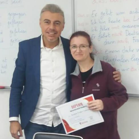 Eniko-Gabriela Körner, A1.1 (Rumänien)