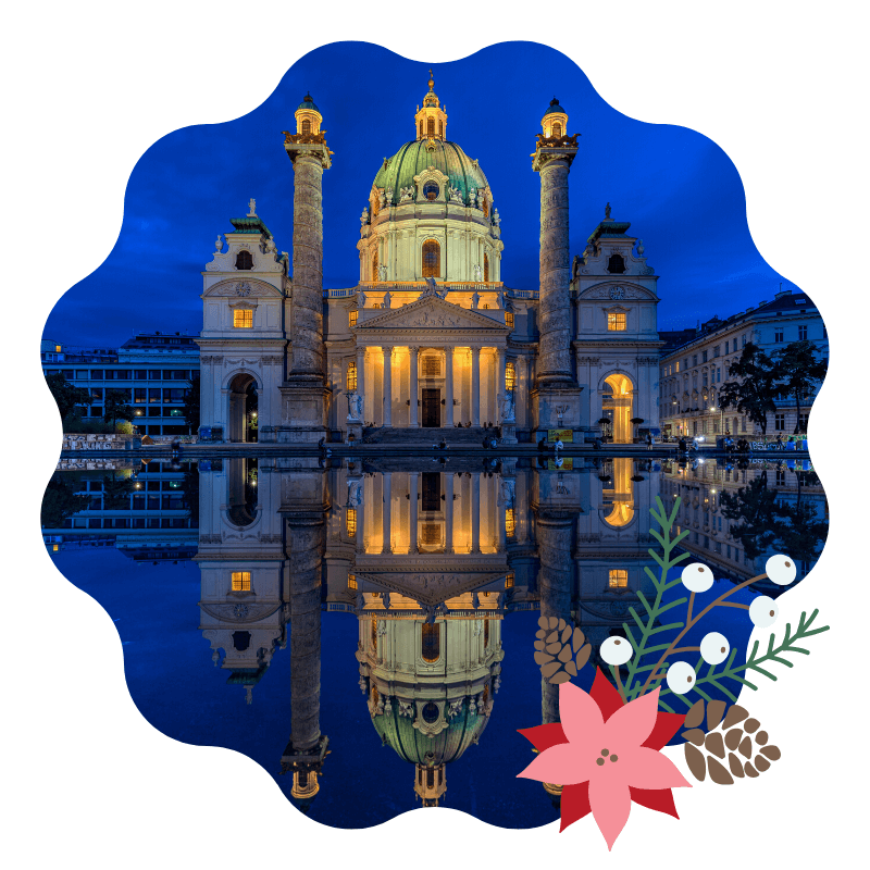 The Holiday Course  «Winter in Vienna – Time for Miracles» - Kursdauer | IFU Sprachschulung