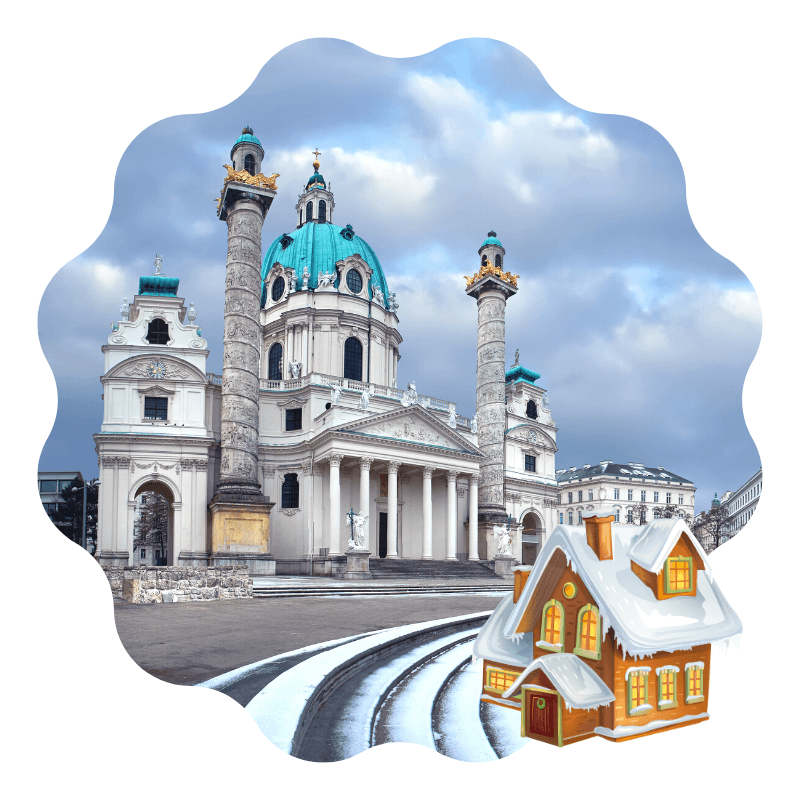 The Holiday Course  «Winter in Vienna – Time for Miracles» - Vorteile vom Kurs | IFU Sprachschulung