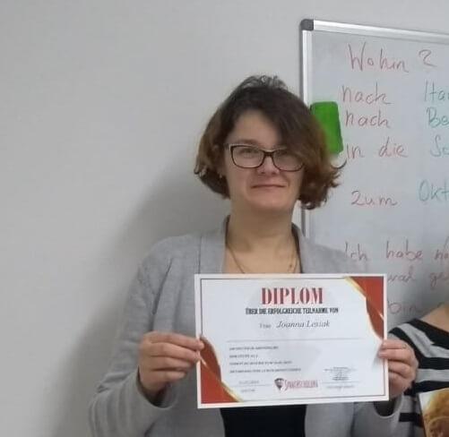 Joanna Lesiak, A1.2