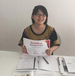 Keiko aus Japan B1.1