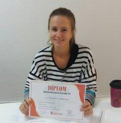 Martina Dimitrova, Bulgarien