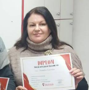 Natalia Lavrnja, A2.2 (Russland)