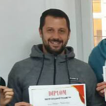 Nikolay Stoev, A1.1 (Bulgarien)