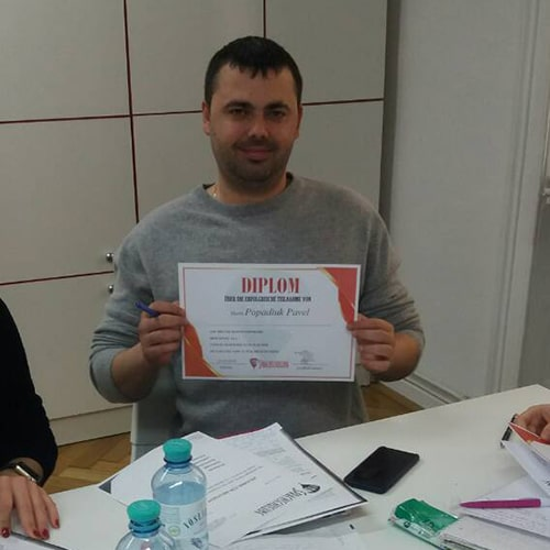 Pavel Popadiuk, A1.2 (Ukraine)