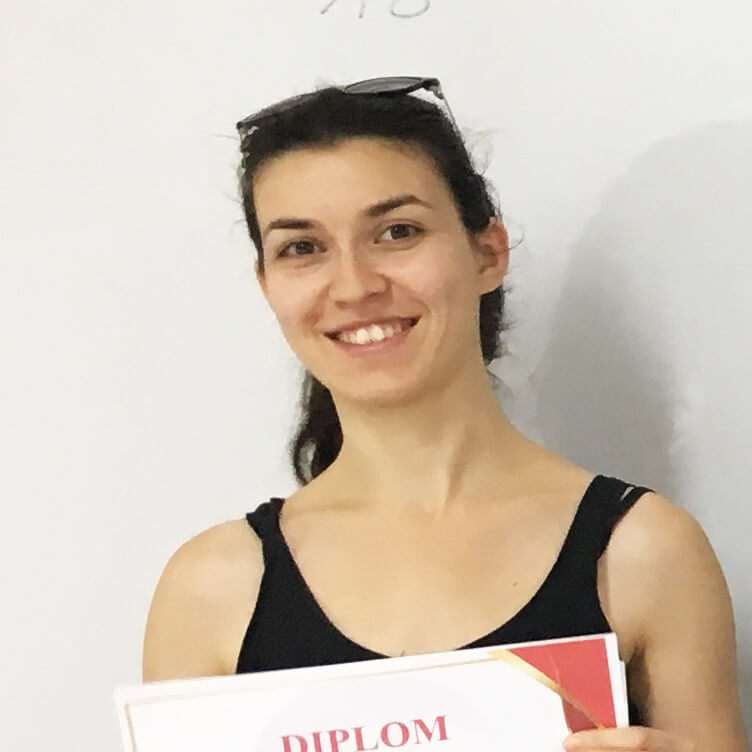 Ana Sokcevic, A2.1, Kroatien