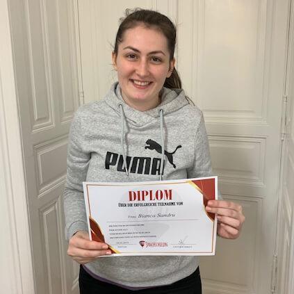 Bianca Sandru A2.1 (Rumänien)