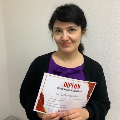 Dilfuza Rashidova, B1.2