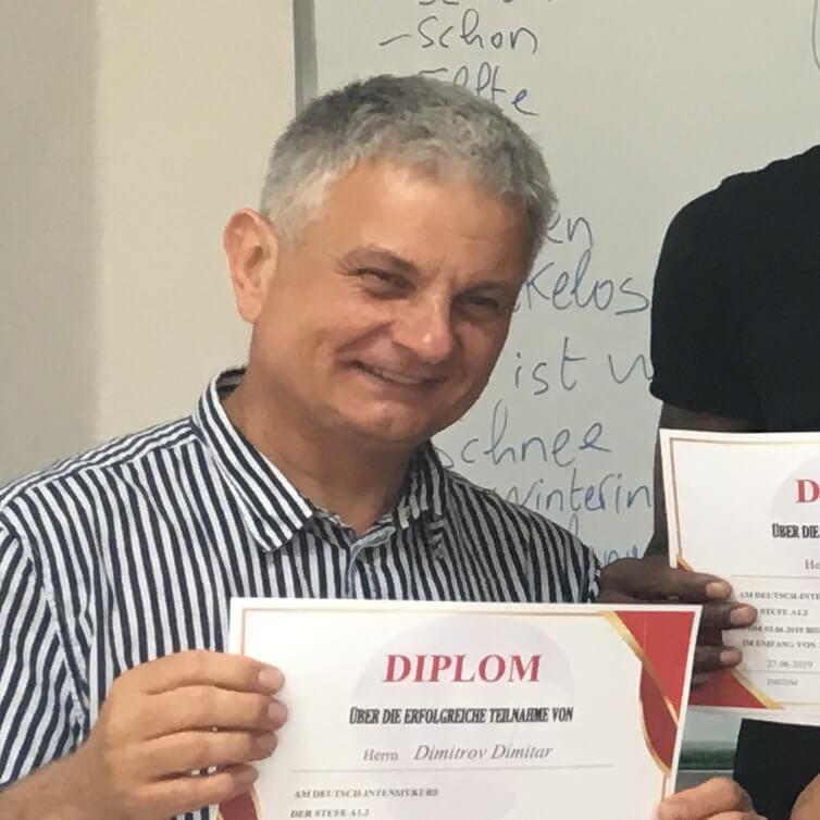Dimitrov Dimitar, A1.2 (Bulgarian)