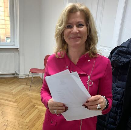 Elena Baronina A2.1 (Russland)