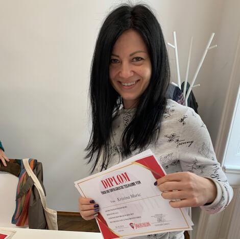 Kristina Marić, A2.1