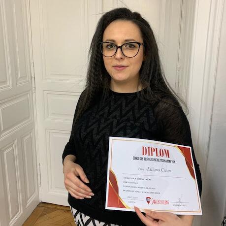 Liliana Cicon A2.1 (Rumänien)