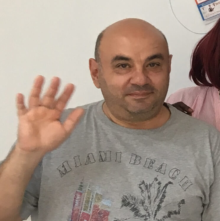 Ramik Agaev, A1.2 (Russland)