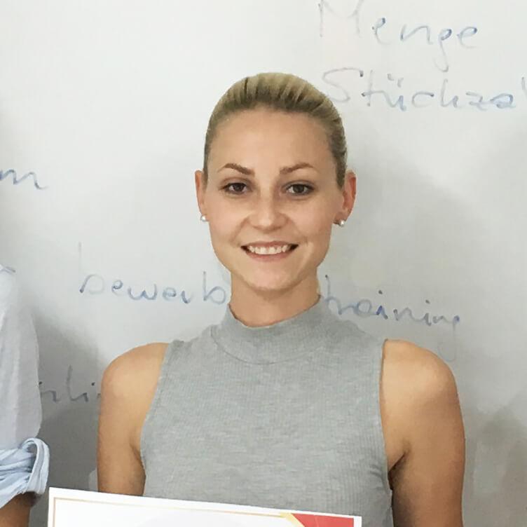 Simona Dombiova, A2.1, Slowakei