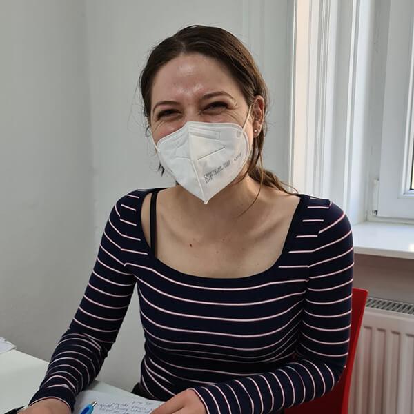 Claudia Becheru; A2.1; Rumänien