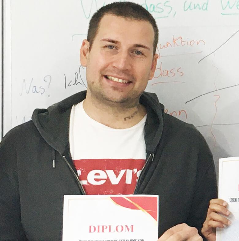 David Cervenka, A 1.2, Slowakei