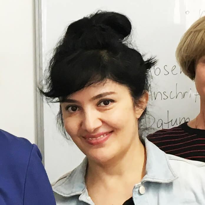 Dilfuza Rashidova, B2.2, Uzbekistan