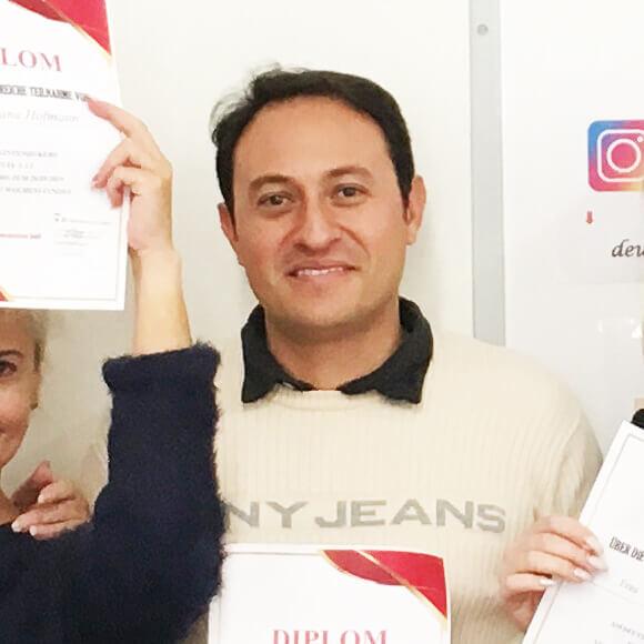 Juan, A1.1, Spanien