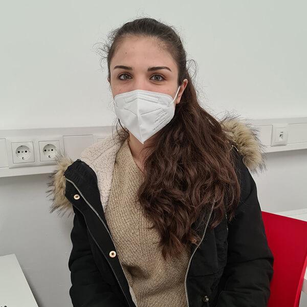 Shamoun Kristina; A1.1; Syrien