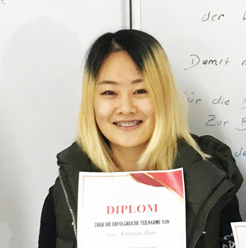 Kunyan Zhao, C1.1, China