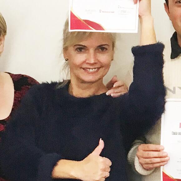 Oksana Hofmann, A1.1, Russland