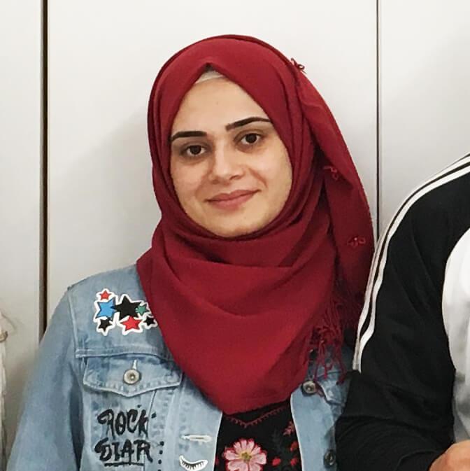 Sarhar Nawar, A2.1, Syria
