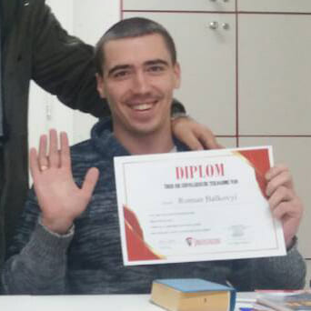 Roman Balkovyi, B1.1 (Ukraine)