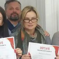 Oksana Rubanova, A1.2 (Ukraine)