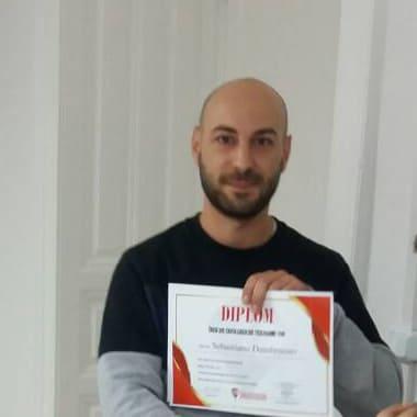 Sebastiano Dambruoso, A1.2 (Italien)