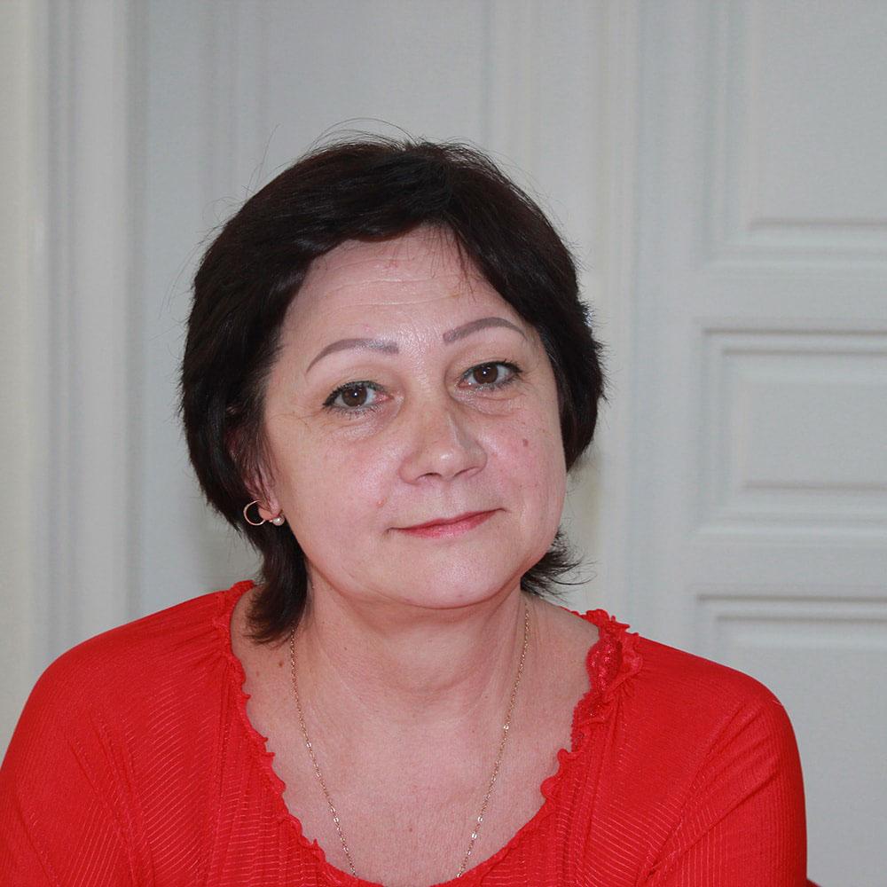 Tatjana Rodina