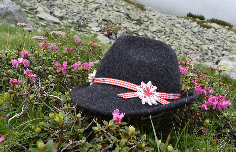 The Tyrolean hat | IFU Sprachschulung