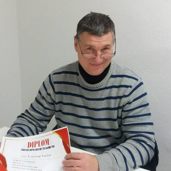 Vadym Ustychuk, A2.1 (Ukraine)