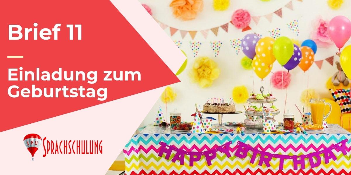 Deutsche Brief A1 Prufung Brief Schreiben A1 Ifu Sprachschule