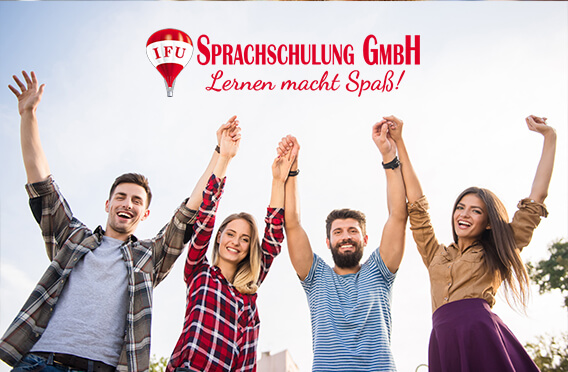 SPEAKING IN GERMANS STILL NEVER WAS SO SIMPLE! | IFU Sprachschulung